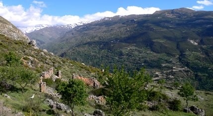 guejar-sierra-hiking-route-cruz-calar-2